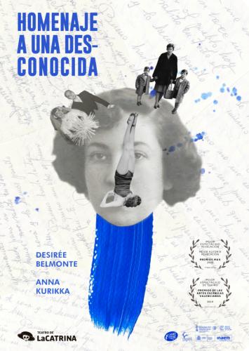 HOMENAJE A UNA DESCONOCIDA, de Teatro de la Catrina