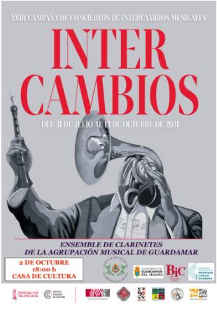 ENSEMBLE DE CLARINETES. AGRUPACIÓN MUSICAL DE GUARDAMAR