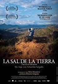 LA SAL DE LA TIERRA, dirección Wim Wenders y Juliano R. Salgado